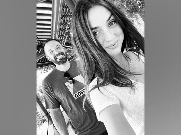 Ben Affleck, Ana De Armas (Image courtesy: Instagram)