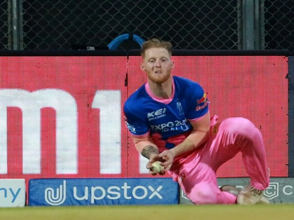 England and Rajasthan Royals all-rounder Ben Stokes. (Image: BCCI/IPL)