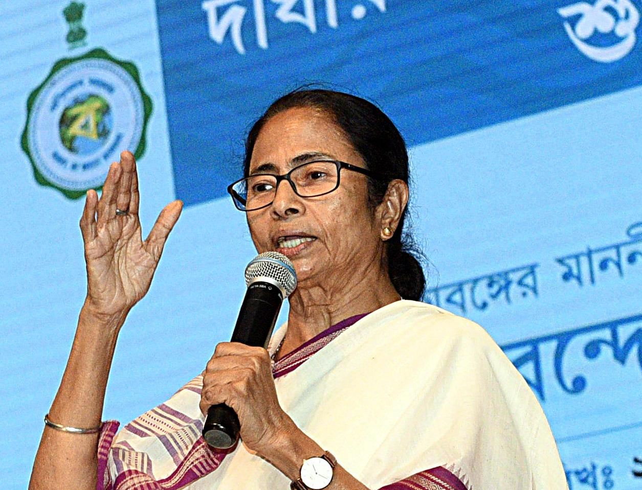 West Bengal Chief Minister Mamata Banerjee [Photo/ANI]