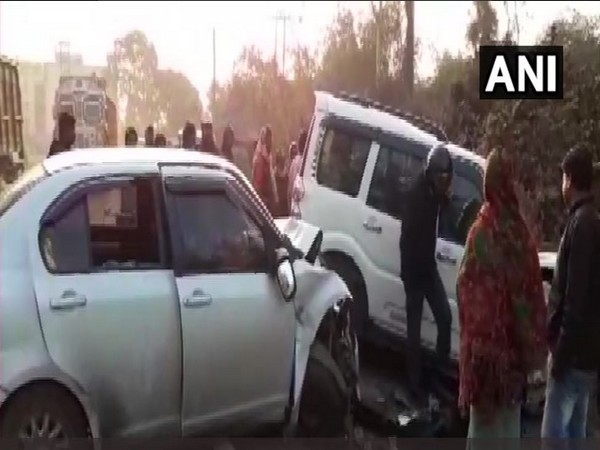 Two cars collided with each other in Birbhum