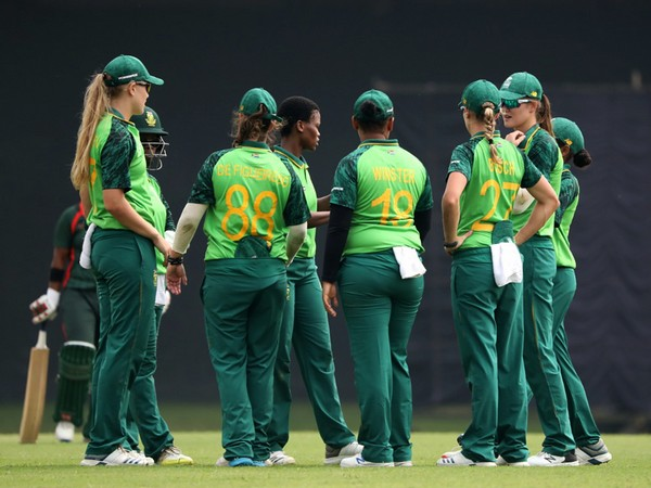 South Africa team (Image: CSA)