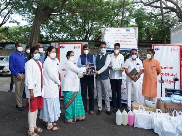 CN Ashwathanarayan inaugurates 100-bed paediatric ICU in Bengaluru.