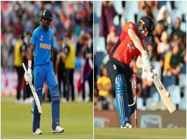 India all rounder Hardik Pandya and England all rounder Ben Stokes