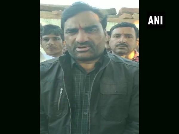 RLP leader Hanuman Beniwal (Photo/ANI)