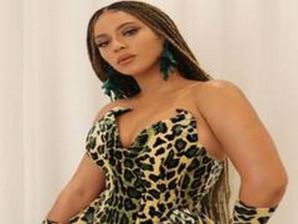 American pop star Beyonce