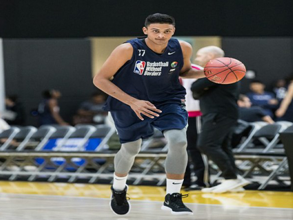 Princepal Singh, an NBA Academy graduate signs up to play in the NBA G League next season