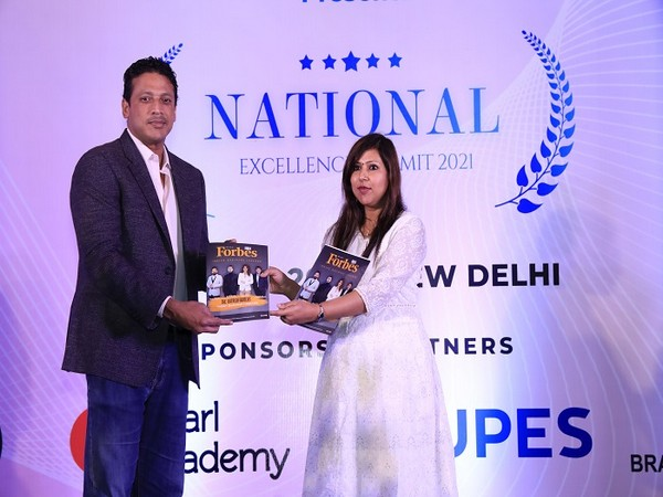Mahesh Bhupathi @ National Excellence Summit 2021