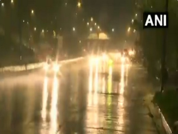 Visual from Eastern Express Highway-Chembur (Photo/ANI)
