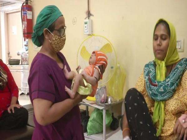 Bhanumati Gheewala, the nurse nominated for Florence Nightingale Award. (Photo/ipl betting rate 2021)