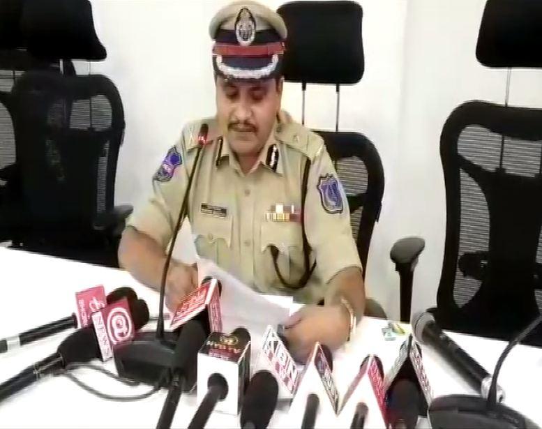 Mahesh Bhagwat, Commissioner of Police Rachakonda