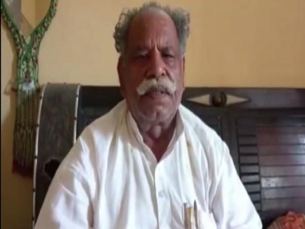 Bharatiya Kisan Union-Bhanu national president Bhanu Pratap Singh. (Photo/ ANI)