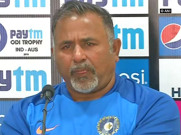 India bowling coach Bharat Arun (ANI picture)