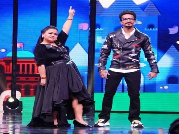 Bharti Singh and Haarsh Limbachiyaa (Image source: Instagram)