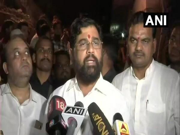 Eknath Shinde-Maharashtra Minister
