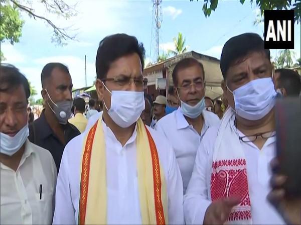 Assam Congress Chief Bhupen Bora (File Photo/ANI)