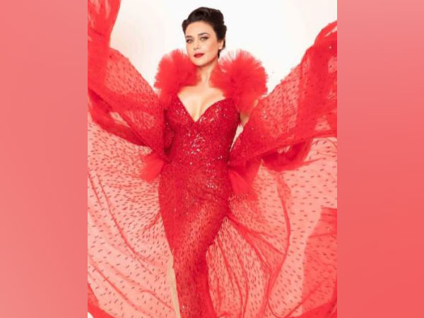 Preity Zinta (Image Source: Instagram)