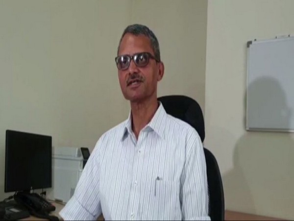 Dr. Bhupendra Singh, Director General, Anti-Terror Squad, Rajasthan Police (Photo/ANI)
