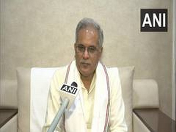 Chhattisgarh Chief Minister Bhupesh Baghel. (File photo)