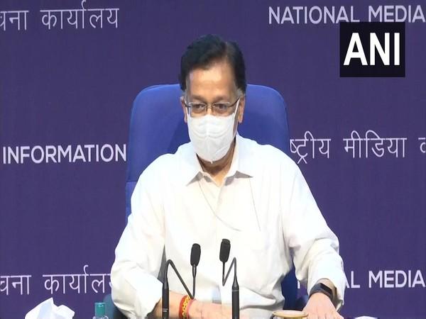 Union Health Secretory Rajesh Bhushan (Photo/ANI)