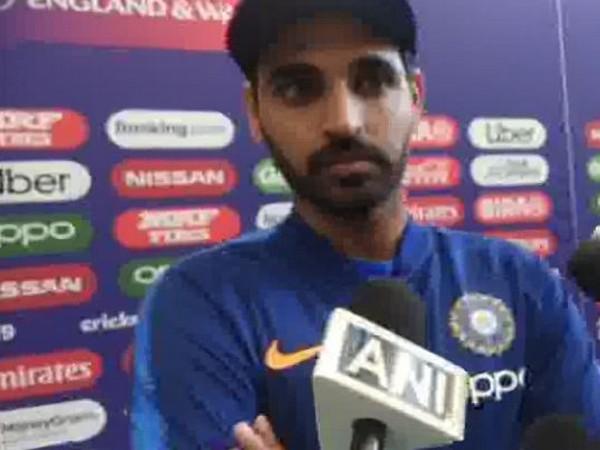 India fast bowler Bhuvneshwar Kumar