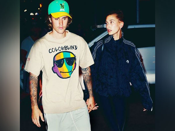 Justin Bieber and Hailey Baldwin, Image courtesy: Instagram