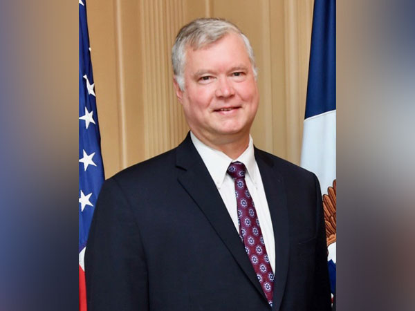 US Deputy Secretary of State Stephen Biegun