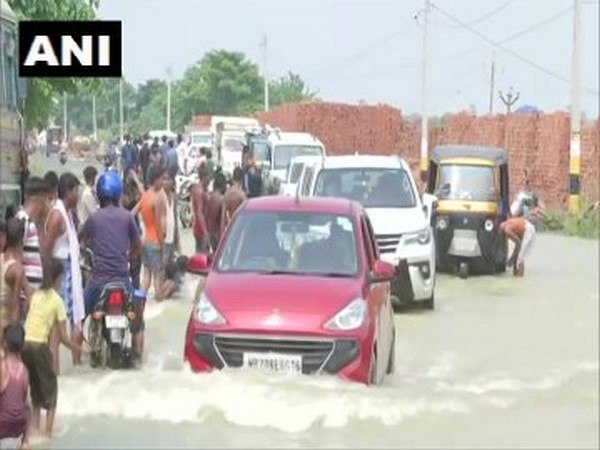 Visuals from Darbhanga-Samastipur main road