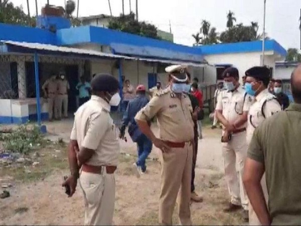 Bihar police official Ashwini Kumar had succumbed to his injuries after being thrashed by the locals of a village. (Photo/ANI)