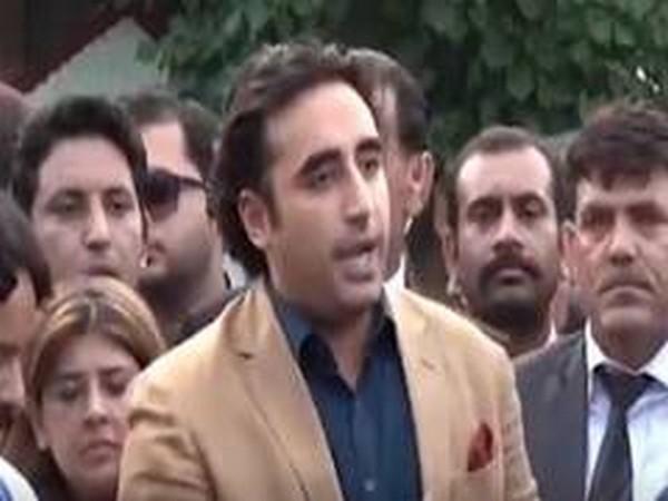 Pakistan Peoples Party chairman Bilawal Bhutto-Zardari