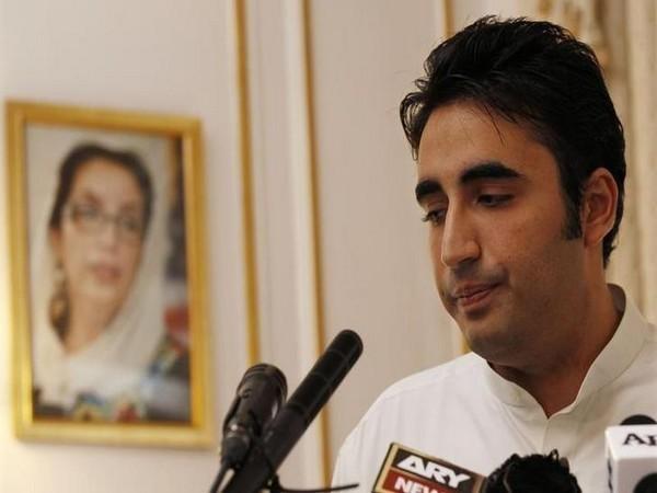 Pakistan Peoples Party (PPP) chairman Bilawal Bhutto-Zardari