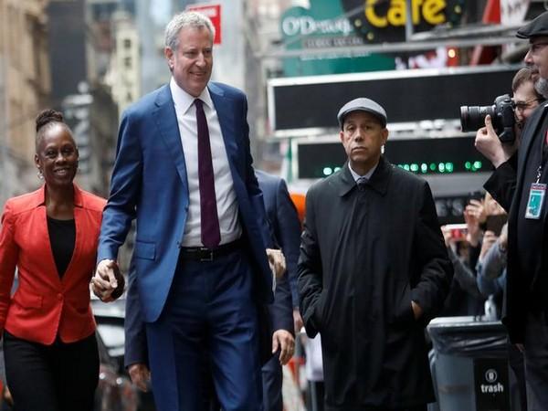Bill de Blasio, Mayor of New York City (File photo)