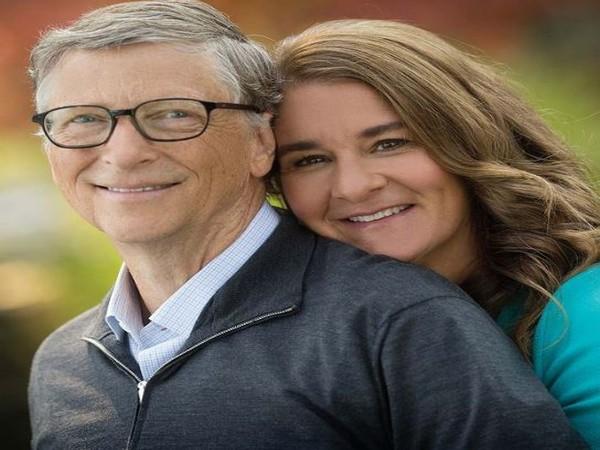 Bill Gates and ex-wife Melinda (Image courtesy: Instagram)