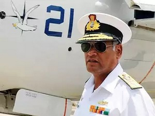Vice Admiral Bimal Verma (File Photo)