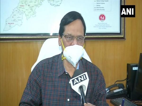 Odisha's COVID-19 vaccination incharge, Bijay Panigrahi