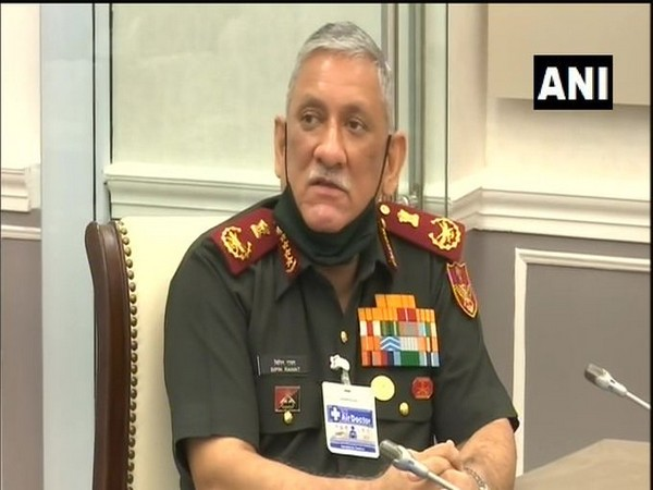 CDS General Bipin Rawat, Chief of Defence Staff, Ladakh sector, LAC, Fire and Fury Corps