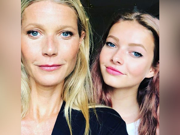 Gwyneth Paltrow and her daughter Apple (Image courtesy: Instagram)