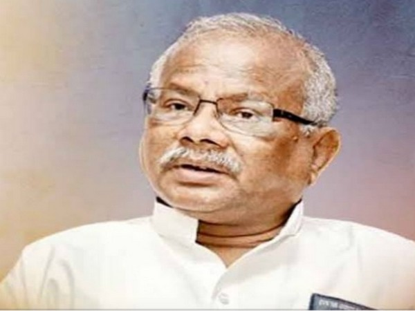Former Odisha minister and Biju Janata Dal MLA from Tirtol, Bishnu Das (File photo)