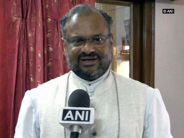 Former Jalandhar Bishop Franco Mulakkal. File photo/ANI