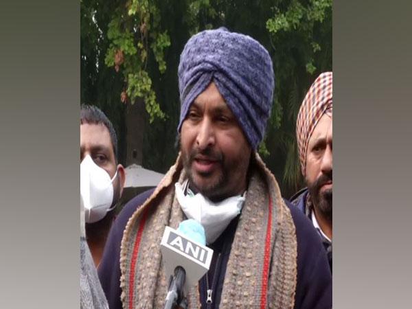 Congress MP Ravneet Singh Bittu. (Photo/ANI)