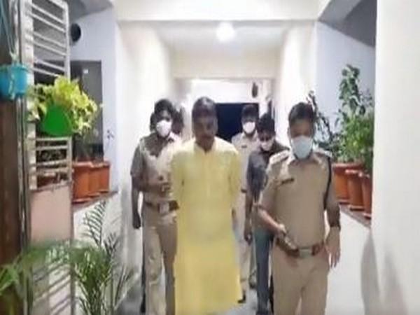 Andhra Pradesh BJP General Secretary S Vishnu Vardhan Reddy.