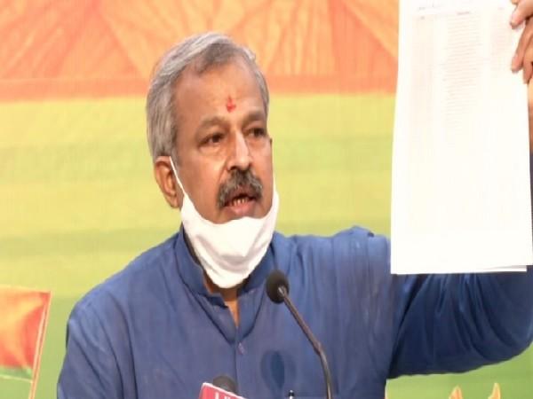 Delhi BJP President Adesh Gupta. (File photo)