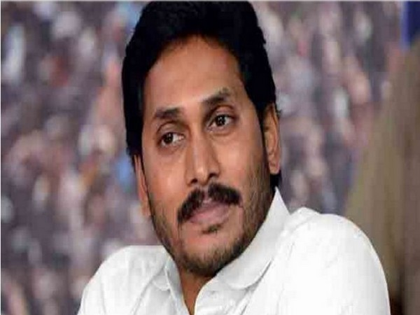 Chief Minister Jagan Mohan Reddy. File photo/ANI