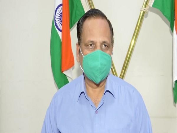 Delhi Health Minister Satyendar Jain.