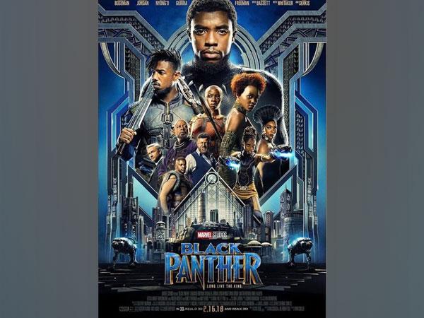 Poster of 'Black Panther' (Image source: Instagram)