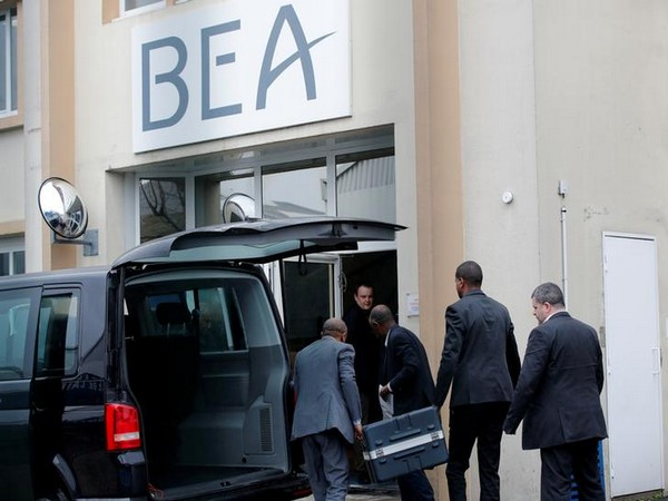 Black boxes of crashed Ethiopian Airlines reaches France's BEA (Bureau of Enquiry and Analysis for Civil Aviation Safety) air accident investigation agency on Thursday