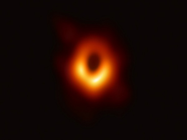 The first-ever blackhole to be pictured has been named 'Powehi' (Image Source: European Commission)