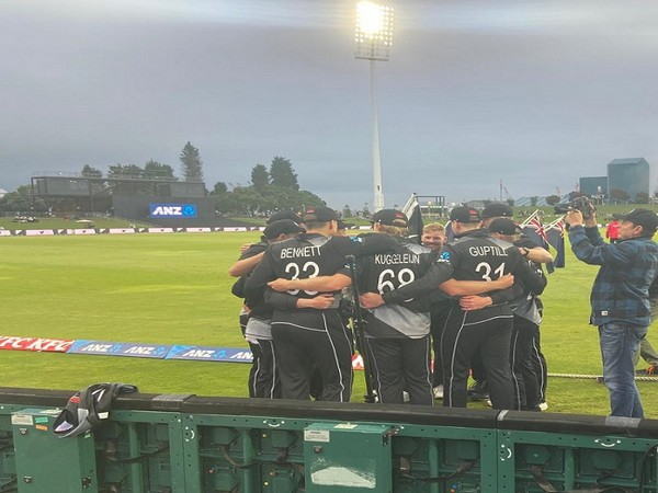New Zealand cricket team (Photo/ BLACKCAPS Twitter)