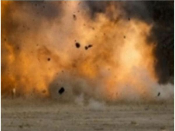 """Deputy Superintendent of Police (DSP) Mahaboob Basha said: """"When the woman opened the door of her house in the morning, the blast took place."""""""