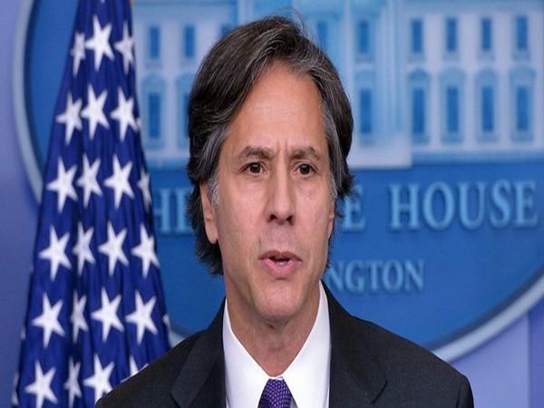Secretary of State Antony J. Blinken (File Photo)
