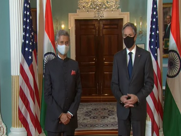 External Affairs Minister (EAM) S Jaishankar met with US Secretary of State Antony Blinken
